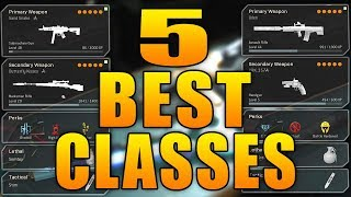 5 Best Classes in Call of Duty Modern Warfare (Best Class Setups)