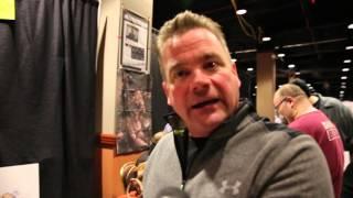 Johnny Brennan voice of The Jerky Boys and Family Guy's Mort Goldman