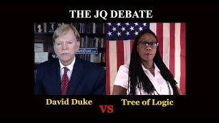 "David Duke vs Tree of Logic - The ""JQ"" Debate"