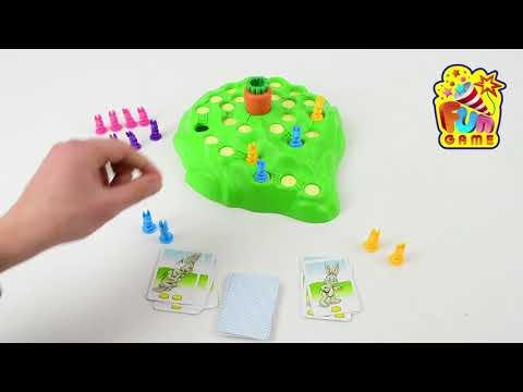 Игра 7229 Заячі Перегони (12) FUN GAME