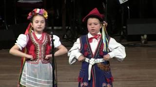 """Płynie Wisła, Krakowiak - Koncert ZPiT Lublin """"Nasze lubelskie taneczki"""" 23.03.2018"""