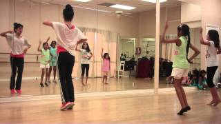 AMNA Dance AAD Laguna Niguel Youth (August 28, 2013) Bollywood Didi Tera Devar Deewana Group 1