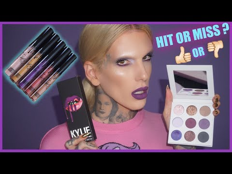 Kylie Cosmetics THE PURPLE PALETTE + FALL COLLECTION: Review & Swatches