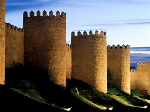 Федерико Морено Торроба - Castles Of Spain Vol 1 - 8 Alcazar De Segovia