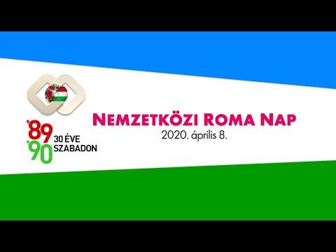 Nemzetközi Roma Nap 2020 – TCR