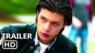 KRYSTAL Official Trailer (2018) Nick Robinson, Rosario Dawson Movie HD