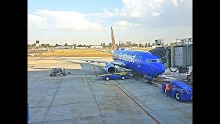 My First Southwest Airlines Trip: Chicago Midway - Houston Hobby