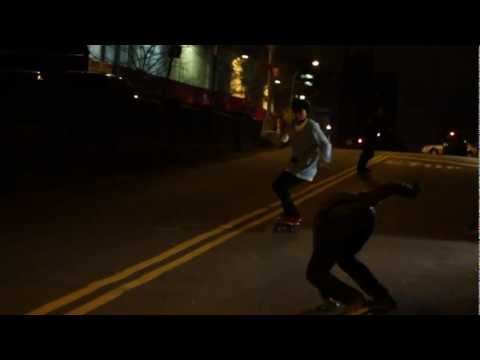 Earthwing 155th Street Night Sesh