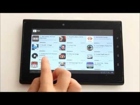 Como acessar a PlayStore do seu Tablet NavCity - parte 2