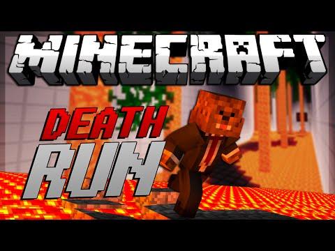 TIME TRAVEL GLITCH? Minecraft 1.8 Death Run Parkour w/ JeromeASF & Friends!