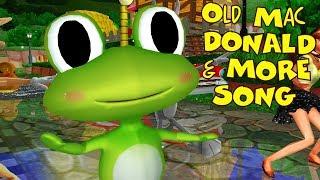 Old MacDonald & more Song | Kids Songs | Nursery Rhyme | Baby Songs | Children Songs