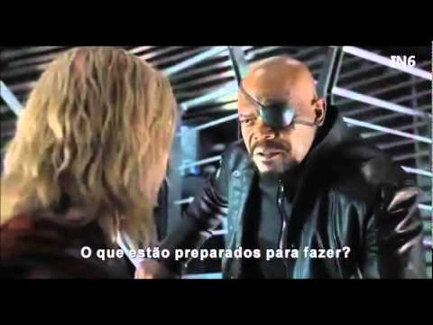 The Avengers Trailer - (Os Vingadores) 2012 - IN6 (www.in6.com.br)