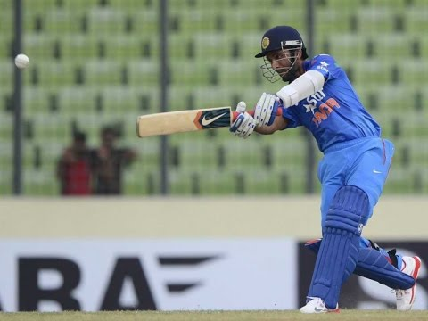 Ajinkya Rahane's Maiden Hundred Hands India Historic Series Win