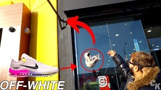 GIVING AWAY FREE NIKE OFF-WHITE SNEAKERS!!!!