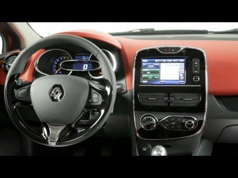 2013 Renault Clio 4, интерьер