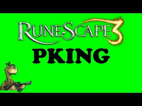 RuneScape 3 Maxed PKing (EoC) | Combat Beta 2014 PvP (Wilderness PKing)