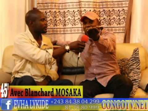 Blanchard MOSAKA trés faché contre Mike LOKAMBA et Grace MBIZI de CONGO ELENGI