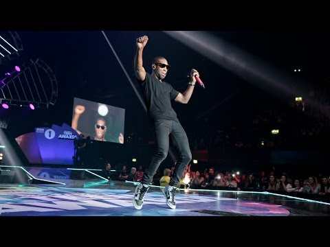 Tinie Tempah - full set from Radio 1's Teen Awards 2013
