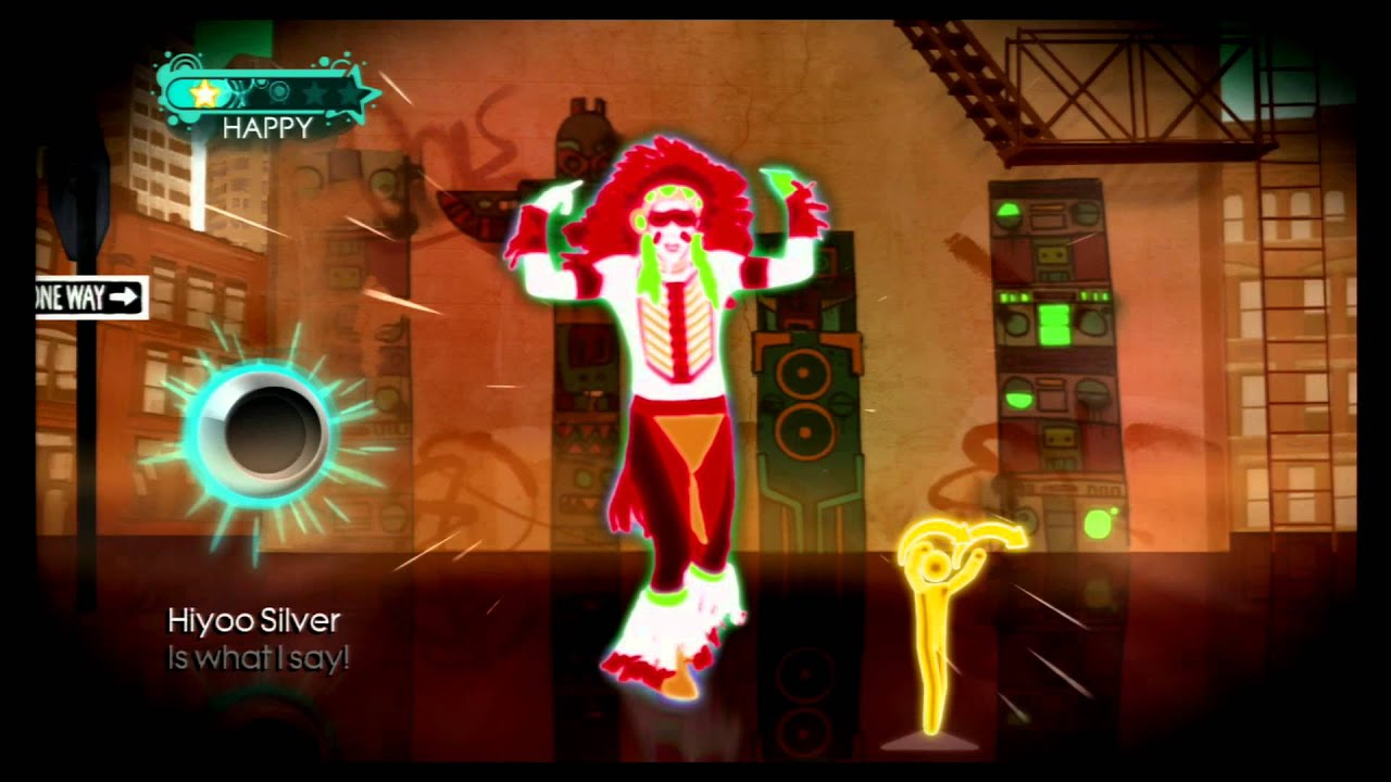Just Dance 3 Apache Jump On It The Sugarhill Gang Youtube