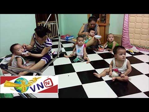 Gia đình sinh 5 ở Sài Gòn giờ sống ra sao? | VTC | Gia đình sinh năm giờ sống ra sao?