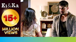 Arjun catches his maid making out in his bedroom | Ki & Ka | Movie Scene