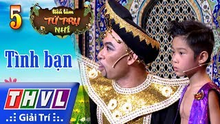 THVL | Tiếu lâm tứ trụ nhí Mùa 2 – Tập 5[2]: Aladin Và Cây Đèn Thần - Đình Lộc