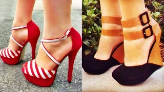 TENDENCIAS EN ZAPATOS DE MODA 2017