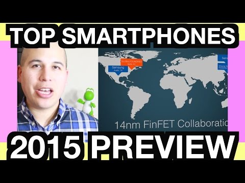 Top Smartphones of 2015: Samsung Galaxy s6 vs iPhone 6s and more - PHONE WARS 19