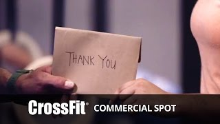 Thank You Coach - CrossFit Commercial Spot