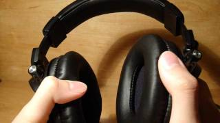 Audio Technica Ath-M50 Headphone Review