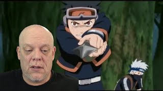 "REACTION VIDEO | ""Shippuden"" Clips - The Story Of Kakashi and Obito Is Awesome!"