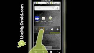 Droid Battery Life - Power Widget Tips #2