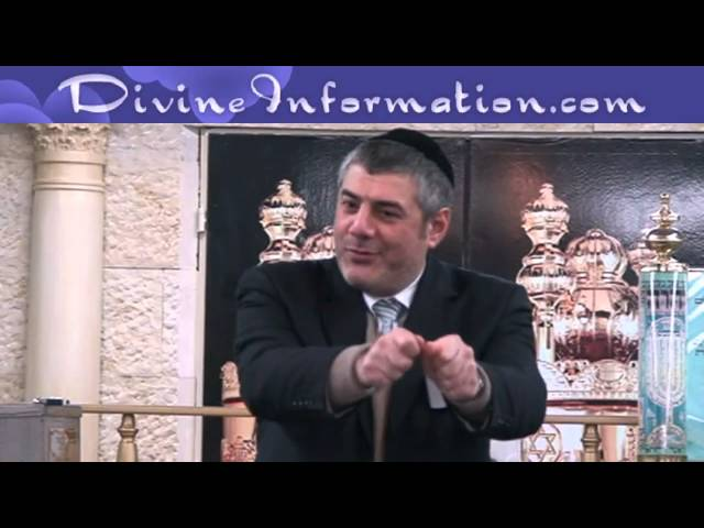 Rabbi Yosef Mizrachi - A Powerful Story Exhibiting Divine Providence In Our Lives