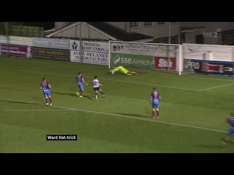 Drogs 1-4 Bohs - Chris Mulhall Sent Off, Keith Ward Hattrick - 15th Sept 2017