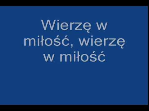 Varius Manx - Wierzę w miłość Tekst