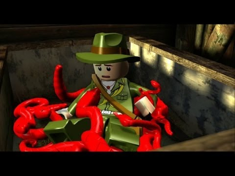 LEGO Indiana Jones: The Original Adventures - Bonus Level #1 - Young Indy