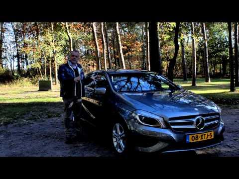 Mercedes A180 2012 test