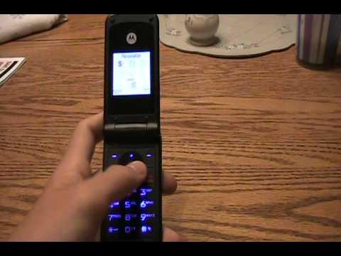 Motorola W260G review