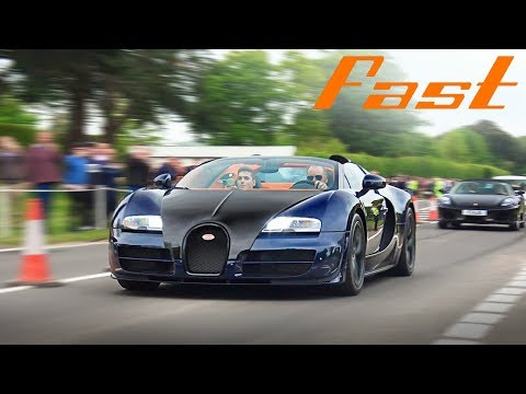 BEST-OF Supercars Leaving a Car Show 2017!