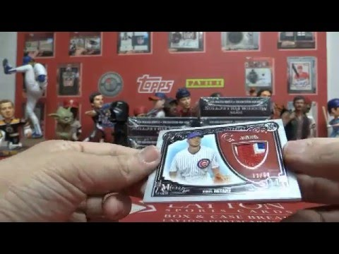 2016 Topps Museum Collection Baseball 12 Box Case Break #4 – PICK YOUR TEAM