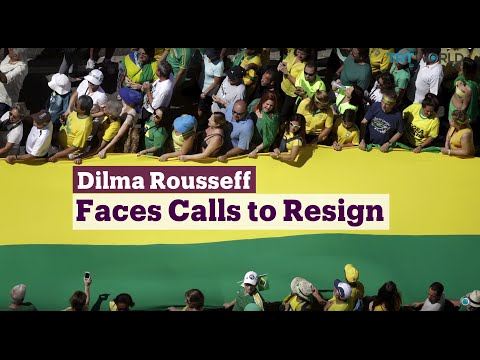 TRT World - World in Focus: Dilma Rousseff Faces Calls to Resign