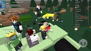 Pac man Roblox Funny moments Ft Mr.fuzzy YouTube