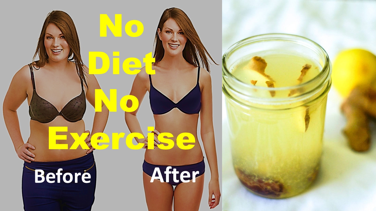 No Exercise Take This Magical Weight Loss Drink 10Kg Weight Loss in 7 days 100% Effective, Natural A