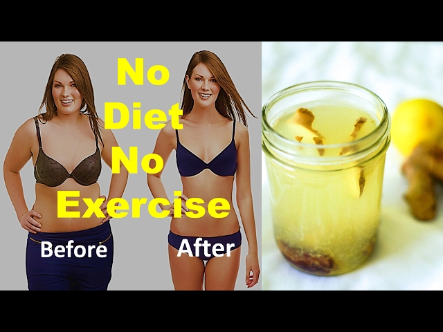 No Diet, No Exercise Take This Magical Weight Loss Drink 10Kg Weight Loss in 7 days 100%  Effective