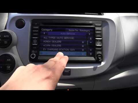 2013 Honda Fit EV Electric Vehicle Review and Road Test