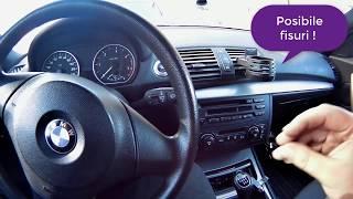 Cum poti sa iei teapa la un BMW Seria 1