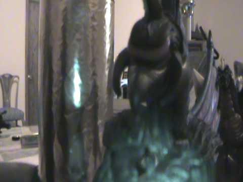 Kaiju Kombat: Gigan (Final Wars) vs. Space Godzilla