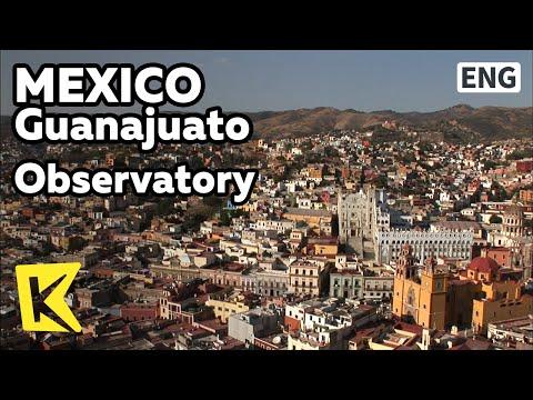 【K】Mexico Travel-Guanajuato[멕시코 여행-과나후아토]케이블카 전망대/Observatory/Cable Car/Water Sports/Carribean Sea