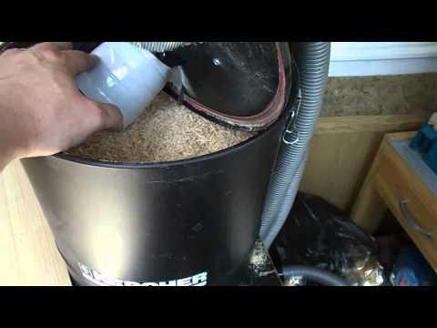 Из чего сделать фильтр для пылесоса своими