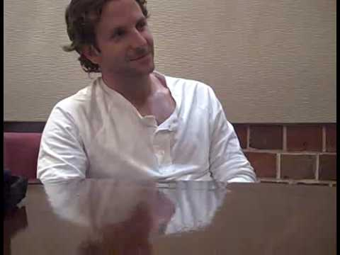 Bradley Cooper  Interview by Wendy Ward (part1) Video